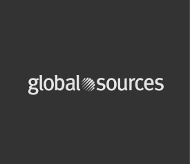 GLOBAL SOURCES logo | 24frames